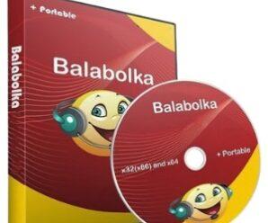 Balabolka Crack 2.15.0.769 + License Key Free Download 2021