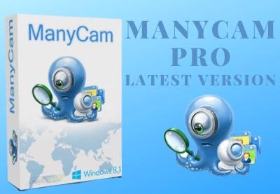 ManyCam Pro Crack 7.8.0.43 + Activation Code Download 2021