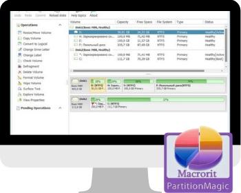 Macrorit Partition Expert crack Download