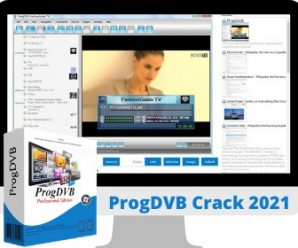 ProgDVB Crack v7.39.2 Professional {ProgTV} + Activation Key