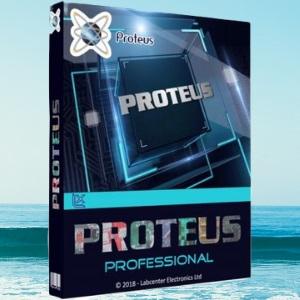 Proteus Professional 8.11 SP3 Crack