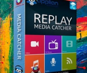 Replay Media Catcher Crack 7.0.21.0 With License Key Download Free