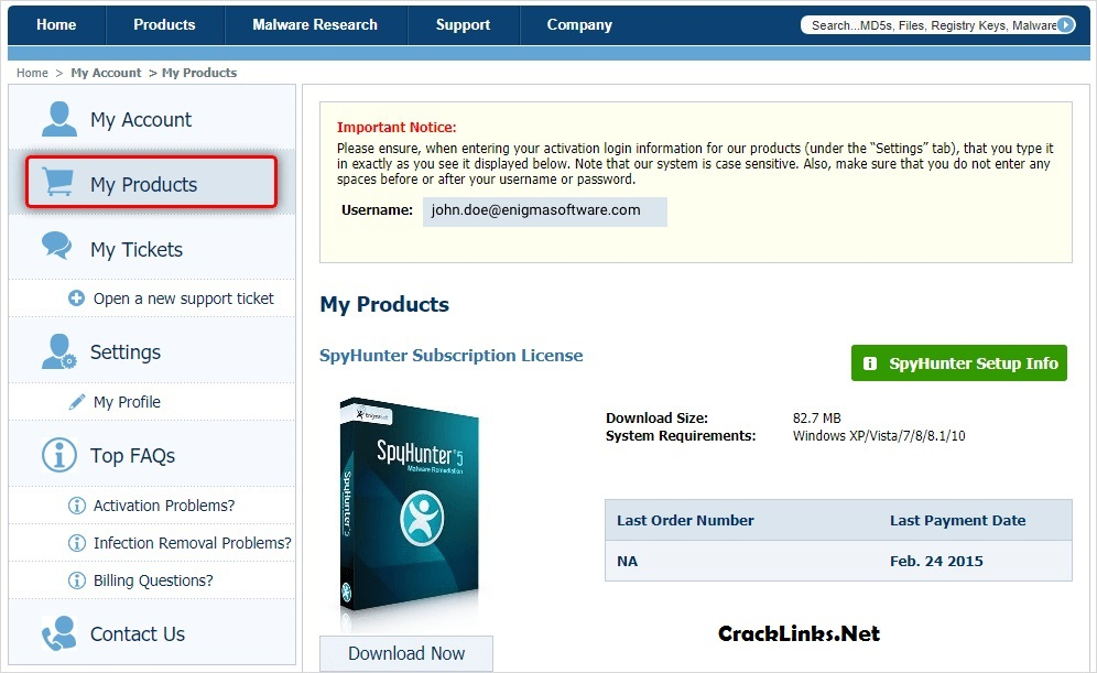 SpyHunter 5 Crack Download