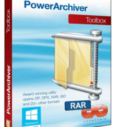 PowerArchiver 20.00.72 Crack With Registration Code Latest