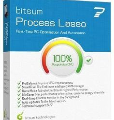 Process Lasso Pro 10.0.0.164 Crack Full Latest Version Download