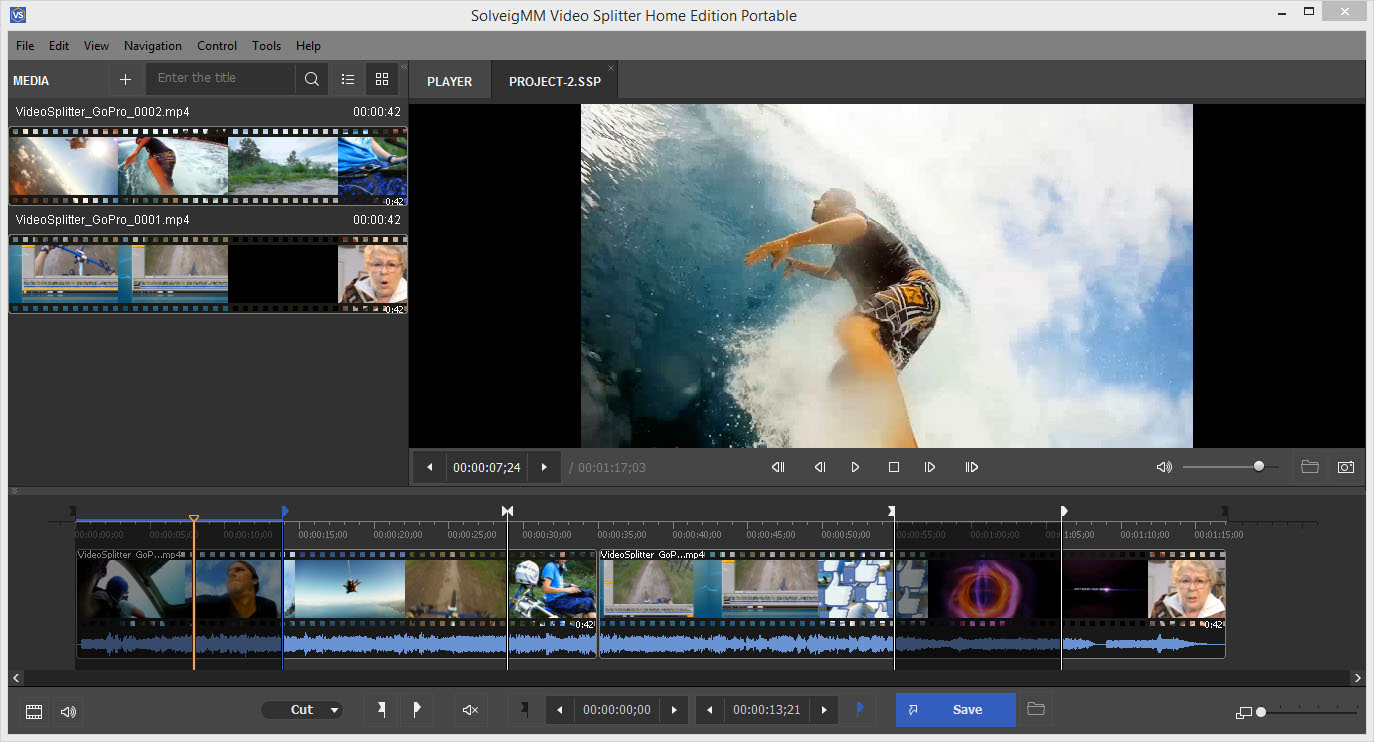 SolveigMM Video Splitter 7.6.2102.25 Crack With License Key Download Full