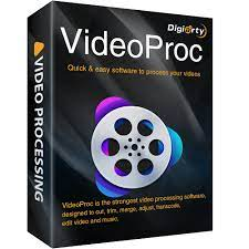 VideoProc Crack v4.1 Plus Serial Key Free Download Latest