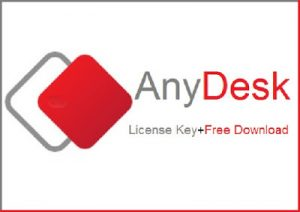 AnyDesk 6.2.3 Crack With License Key Full Version[Updated]