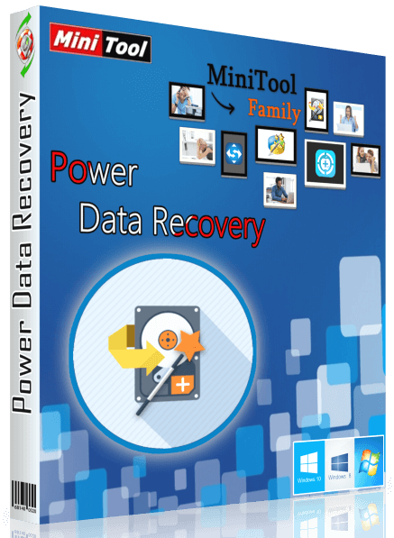 MiniTool Power Data recovery Crack (1)