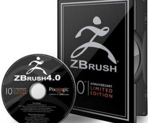 Pixologic  ZBrush 4R8 [6.6] Crack Full + Registration Key Latest Version 2022