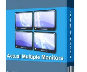 Actual Multiple Monitors [8.14.5] With Full Crack + License Key Latest Version