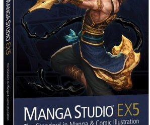 Smith Micro Manga Studio [5.0.6] With Crack + License Key Latest Version 2022